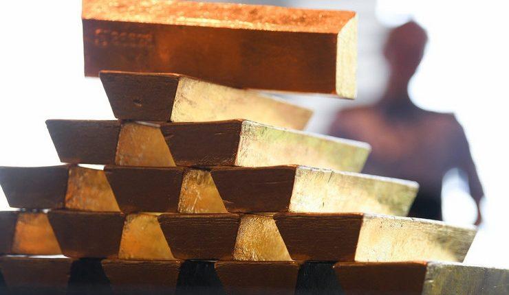 Od 900 kilograma zlata ostala voda!