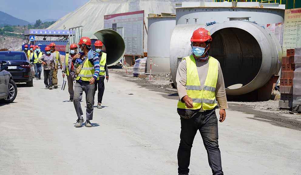 Ziđin se izvinjava građanima Bora i obustavlja rad zbog remonta