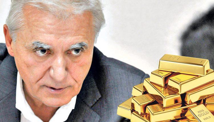 AFERA ZLATNI MULJ: Istraga zbog pljačke pet tona zlata!