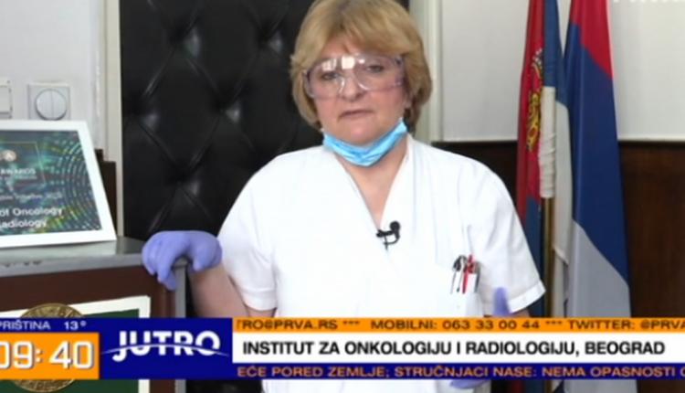 DR DANICA GRUJIČIĆ: KORONAVIRUS NASTAO U LABORATORIJI …
