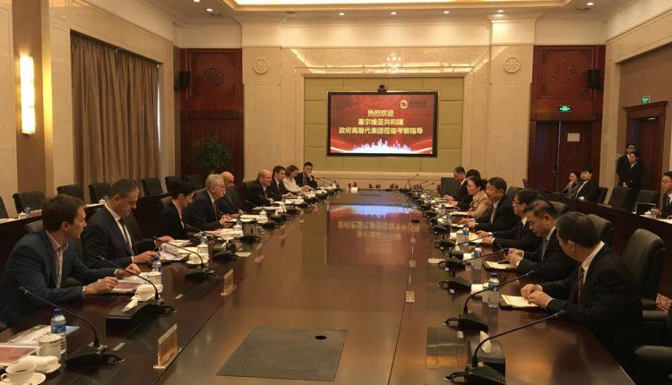 Nikolić: Podaja RTB Bora prilika da učvrstimo prijateljstvo sa Kinom