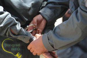 Uhapšeni borski nasilnici