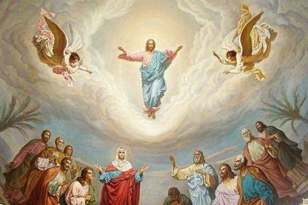 Vaznesenje Gospodnje – Spasovdan