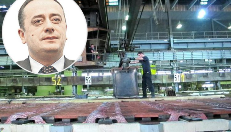 ANTIĆ: RTB Bor do juče je bio omča oko vrata Srbiji
