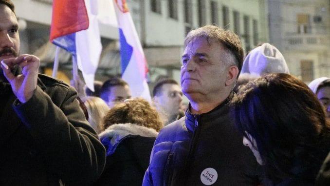 Šesti građanski protest: Branislav Lečić u Zaječaru, Dragan Gulić u Boru!