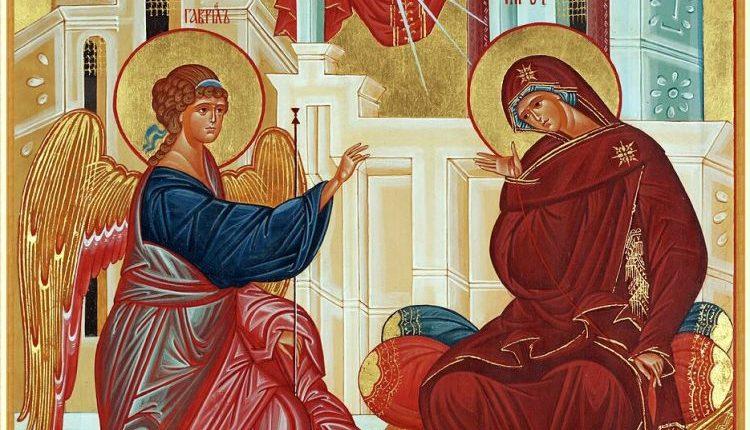 Danas su Blagovesti, veliki hrišćanski praznik