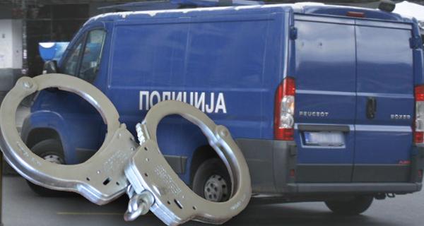 Uhapšeni hrvatski državljani zbog teške krađe