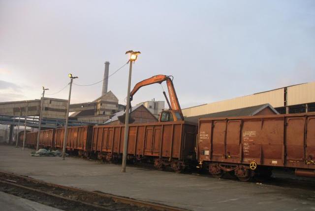 Stigli prvi vozovi sa rudom bakra iz uvoza