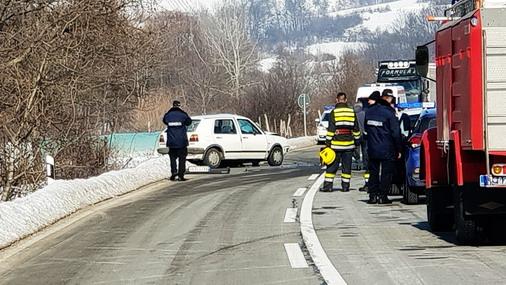 Teška saobraćajna nesreća kod Boljevca, jedna osoba poginula