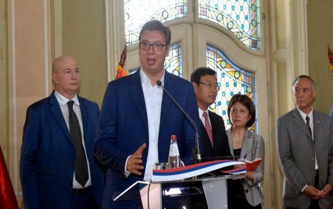 Vučić: Da rešimo i Bor pa da se malo odmorim…