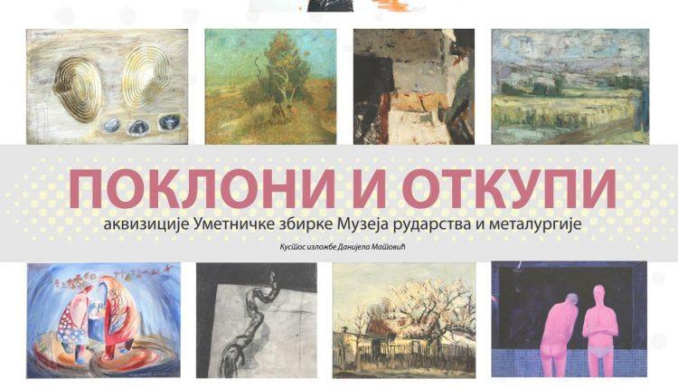 """Izložba """"Pokloni i otkupi"""" povodom Dana Muzeja"""