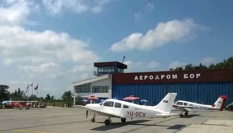 "Šesti tradicionalni ""Fly-in"" u Boru"