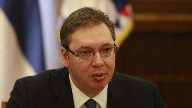 Vučić: Srbima ću poručiti da nastave proteste
