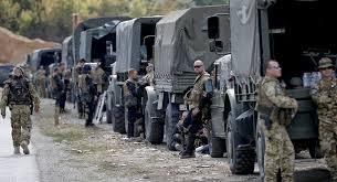 Kolona od 45 vozila KFOR-a ušla na sever Kosova! Nose opremu za blokade i pravljenje barijera