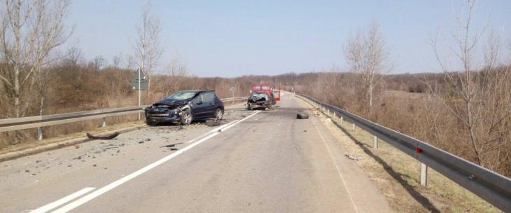 Teška saobraćajna nesreća na putu Zaječar – Kladovo