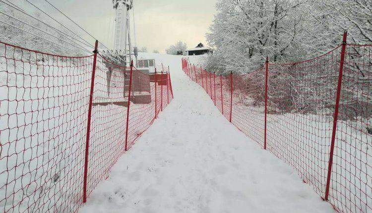 Skijalište na Crnom Vrhu danas neće raditi