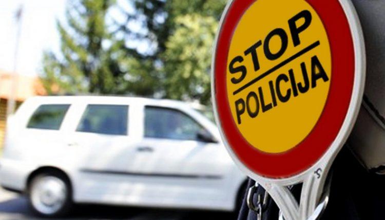 Pojačana kontrola saobraćajne policije