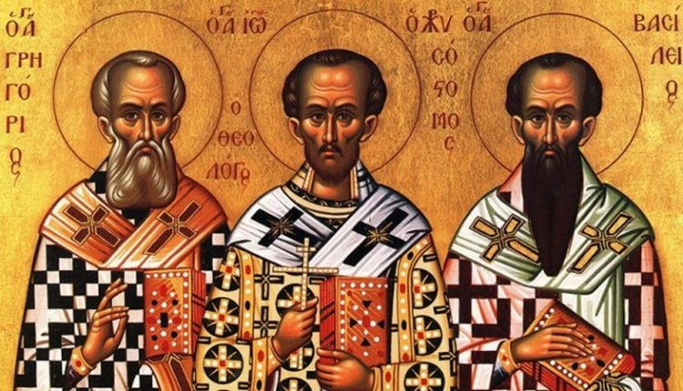 Danas su Sveta Tri jerarha