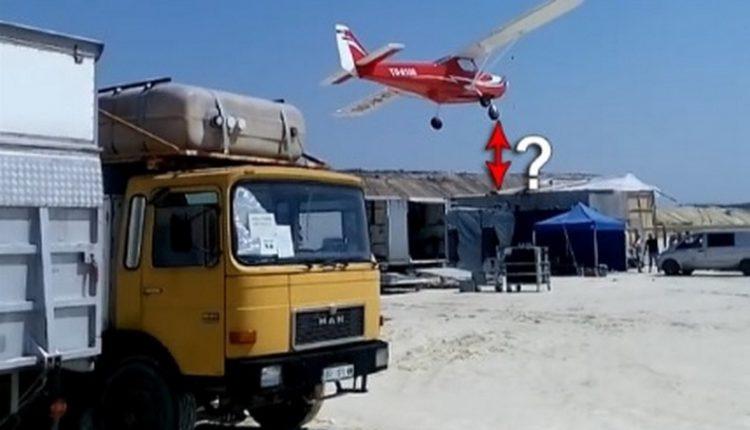 Propusti organizatora uz nepotreban rizik učesnika aeromitinga u Boru