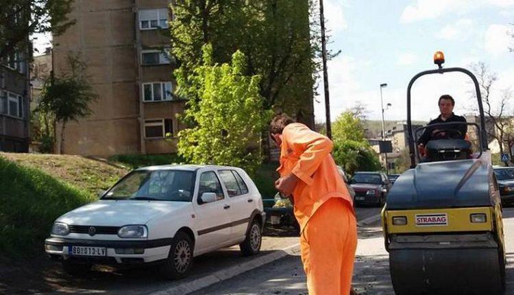 Asfaltiranje ulica u gradskim i seskim mesnim zajednicama