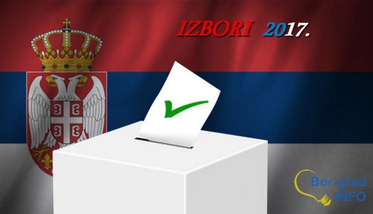 U Boru pravo glasa ima 43.837 građana
