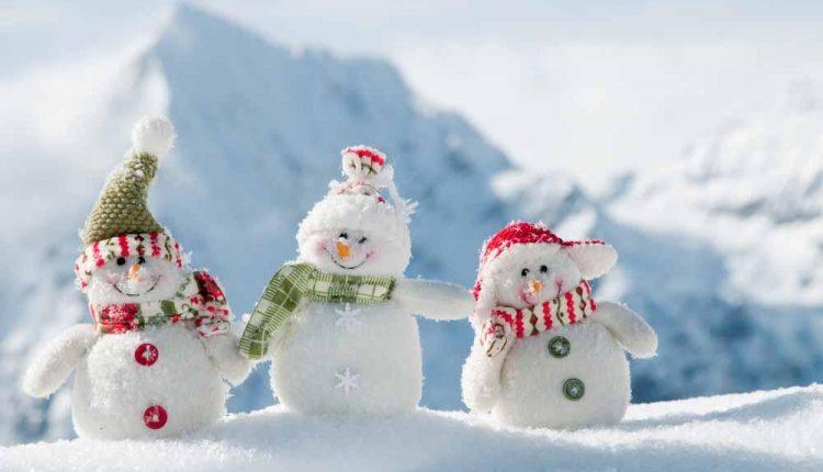 Zima i zvanično počinje u petak
