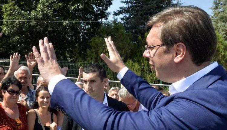 Program posete predsednika Srbije Borskom okrugu